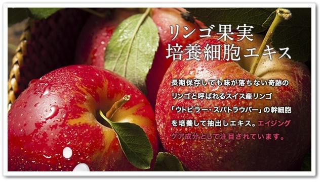 ナノクリア 口コミ ファビウス ラメラブースター オールインワン化粧品 効果 最安値 リンゴ幹細胞