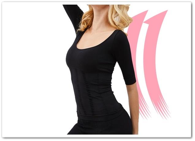 マジカルボディスリマー 口コミ 効果 通販 最安値 女性用加圧着圧ダイエットインナー 肌着 痩せる 姿勢矯正