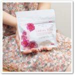 レディーズローズ 口コミ 効果 におい消す バラ ローズサプリ れでぃーずろーず 日本サプリメント 通販 最安値 パッケージ2
