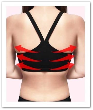エクスグラマー 口コミ 効果 育乳 脂肪を付ける 寝る時 ブラシャー えくすぐらまー ブログ 肩甲骨