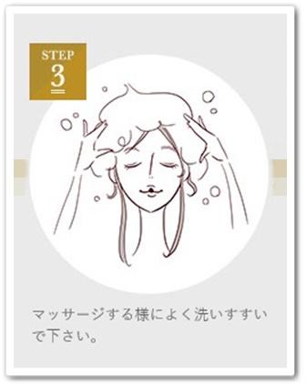 炭酸シャンプー Le ment ルメント 口コミ るめんと 美髪効果 通販 最安値 使い方3