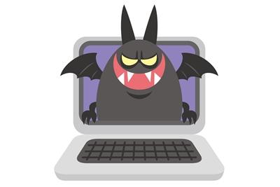 ネット通販詐欺PC