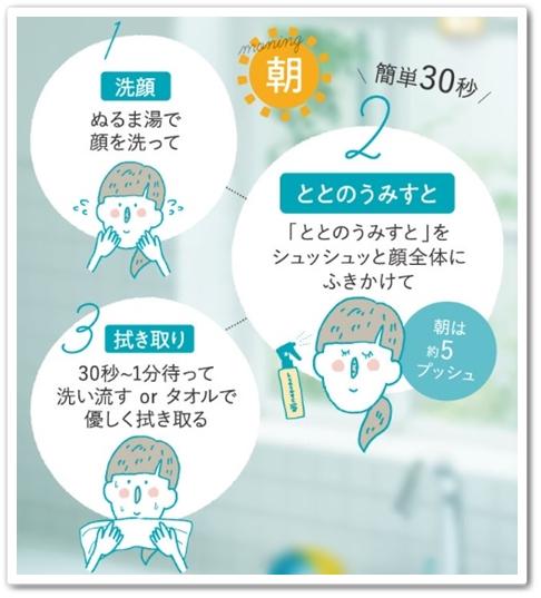 ととのうみすと 口コミ ファンファレ 毛穴 化粧水スプレー トトノウミスト 効果 通販 最安値 ブログ 使い方 朝