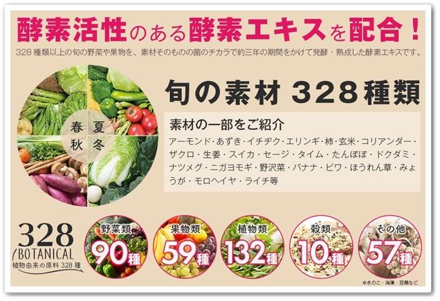 はるな愛 ダイエットスムージー 酵水素328選もぎたて生スムージー 口コミ 効果 痩せない 効果なし 成分 酵素