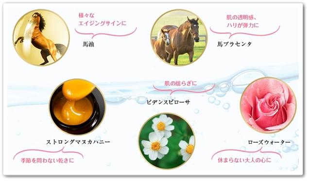 中谷美紀 オールインワン化粧品 シェイクワン 口コミ TV&MOVIE ブログ 40代 5成分