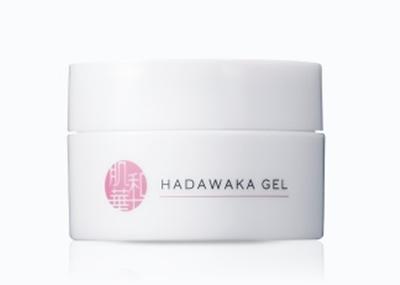 肌和華 はだわか ジェル 口コミ アンプルール 美白オールインワンゲル HADAWAKA 40代 効果 ブログ 容器