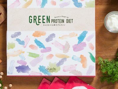 MAM 青汁 グリーンプロテインダイエット 口コミ 効果 タンパク質が摂れる置き換えダイエット 飲み方 成分 感想 評価 評判 ブログ
